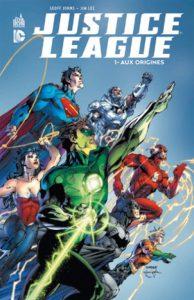 Coffret JL Comics 01