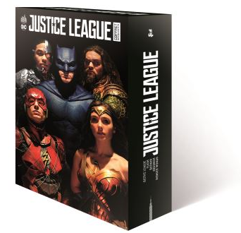 Coffret Justice League Comics