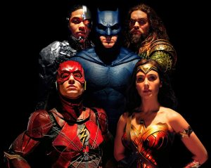 Justice League Poster WB
