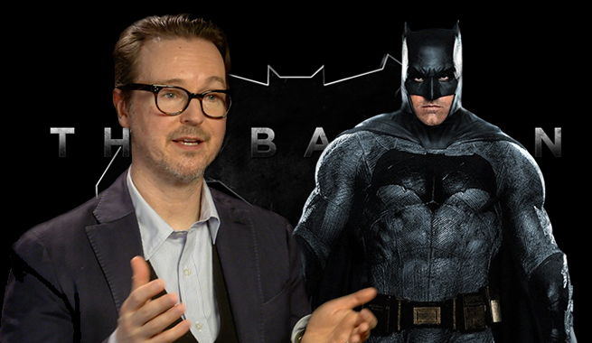 Matt Reeves Batman Ben Affleck