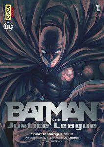 Batman Manga Kana