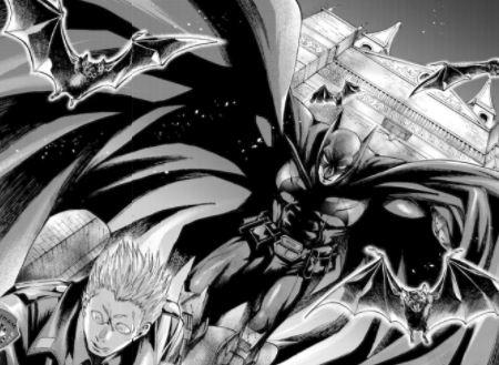 Manga Batman Kana