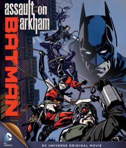 Batman Assaut sur Arkham