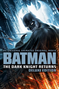 Batman The Dark Knight Returns Film Animation