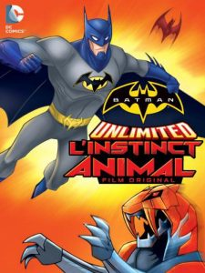 Batman Unlimited Instinct Animal