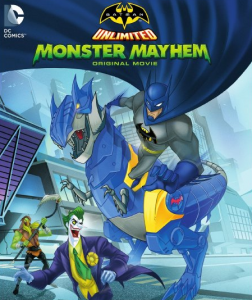 Batman Unlimited Monstrueuse Pagaille