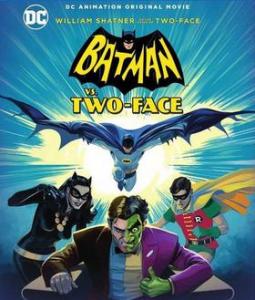 Batman vs Double Face