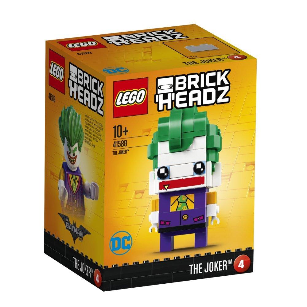 Brickheadz Le Joker Lego