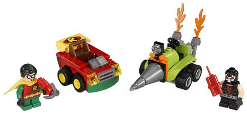 LEGO Super Heroes Mighty Micros DC