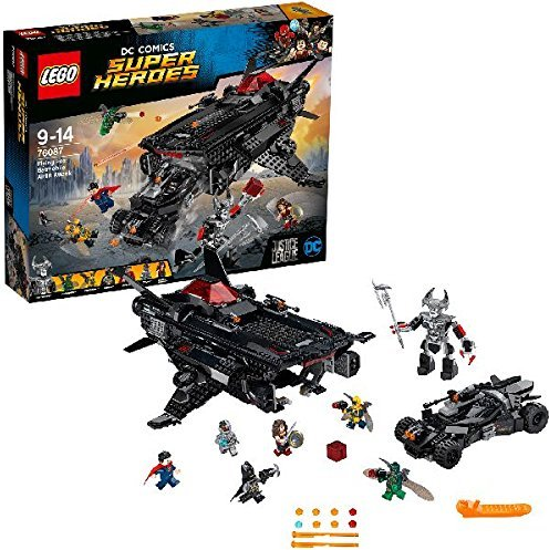 Lego Flying Fox Justice League