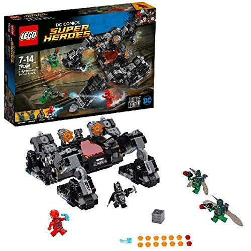 Lego KnightCrawler Justice League