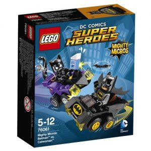 Lego Mighty Micros Batman Catwoman