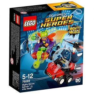 Lego Mighty Micros Batman et Killer Moth