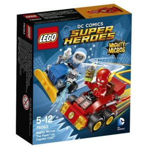 Lego Mighty Micros Flash et Captain Cold