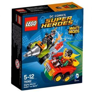 Lego Mighty Micros Robin et Bane