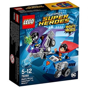 Lego Mighty Micros Superman et Bizarro