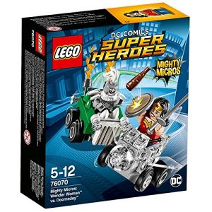 Lego Mighty Micros Wonder Woman et Doomsday