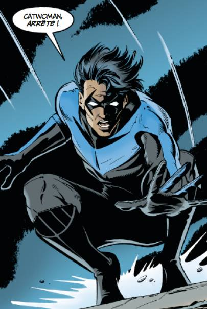 Batman New Gotham Nightwing