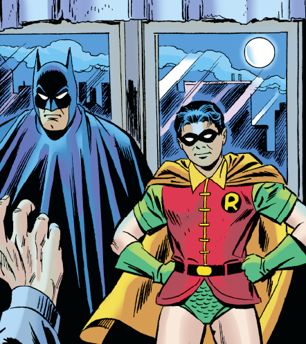 Batman Robin Turning Points