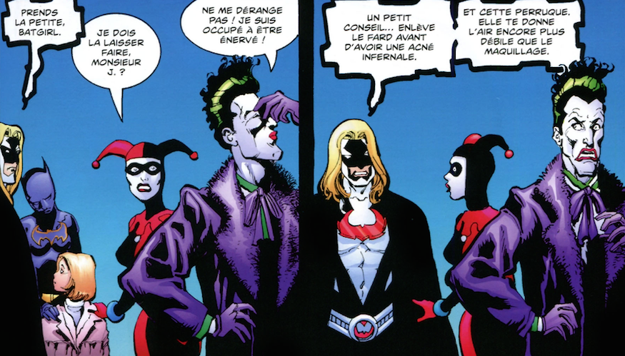 Joker Azrael