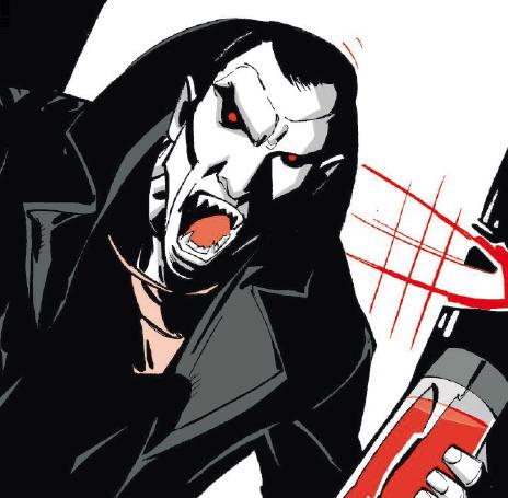 New Gotham Wolf Lycanthrope