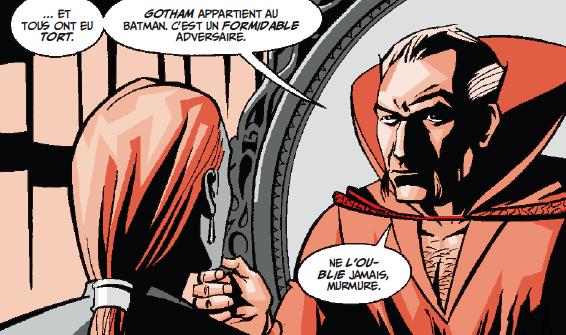 Ras Al Ghul New Gotham