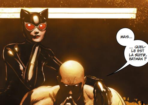 Bane Catwoman