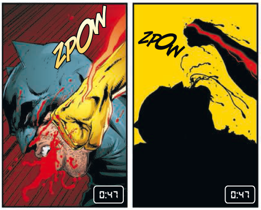Batman Nega Flash