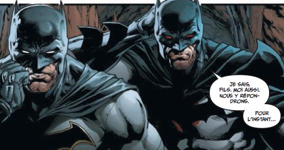 Bruce Thomas Wayne Batman