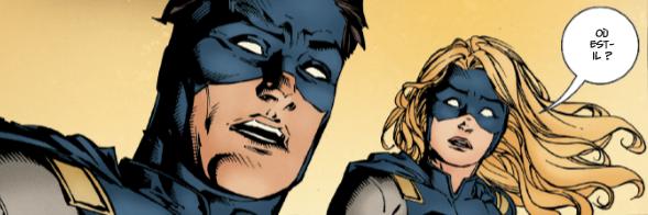 Gotham & Gotham Girl