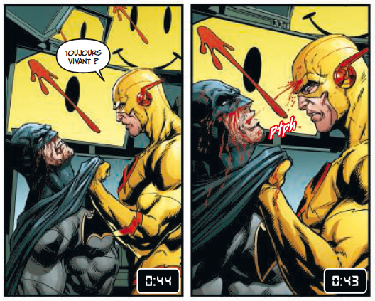 Nega Flash Batman