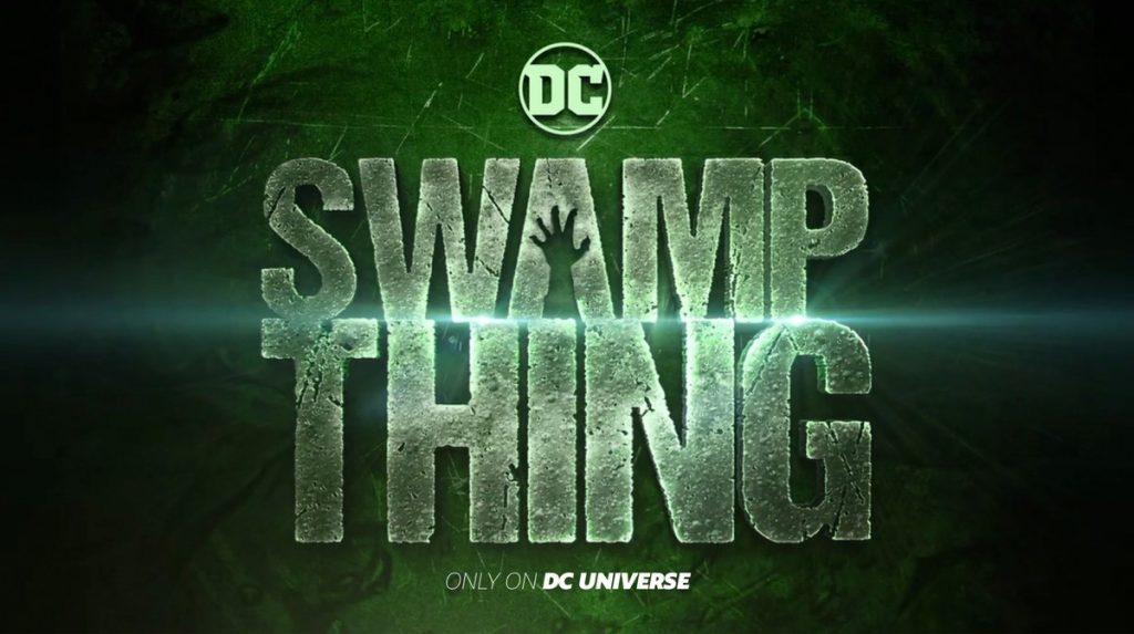 logo swamp thing